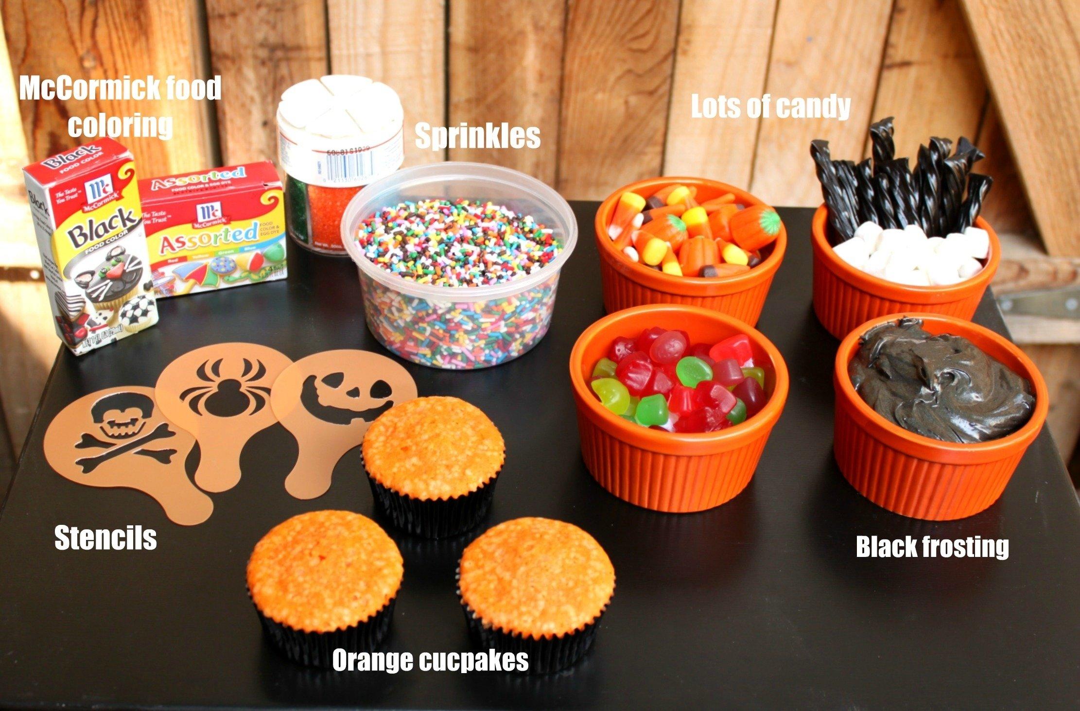 10 Best Halloween Cupcake Ideas For Kids creepy halloween cupcakes 52 kitchen adventures 2020