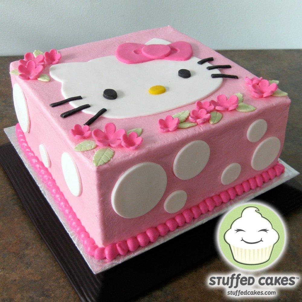 10 Unique Hello Kitty Birthday Cake Ideas cricut cake machine cake decorating pinterest hello kitty 2020