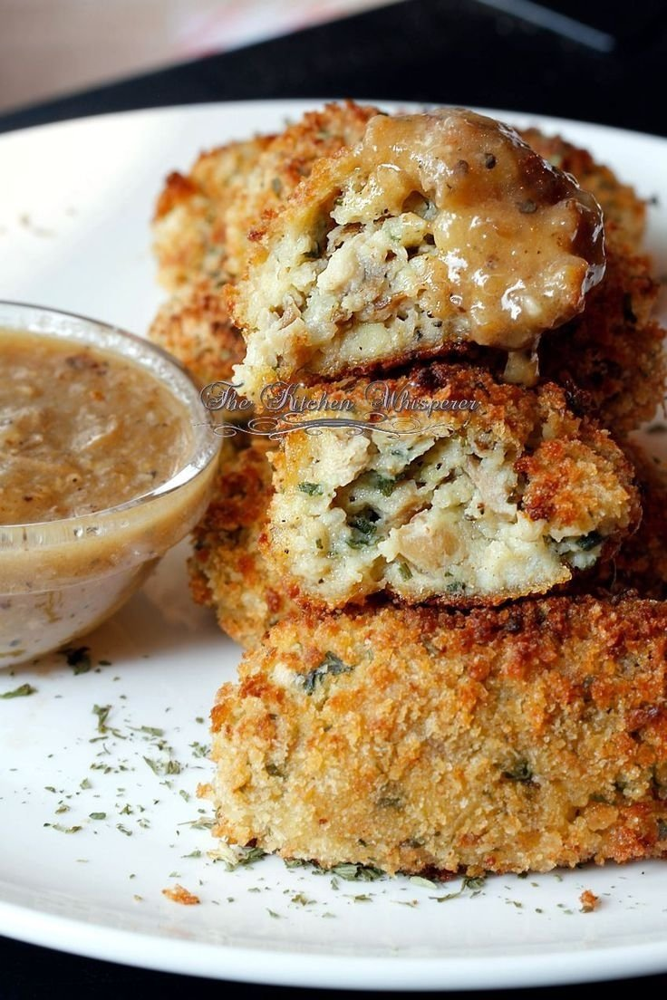 10 Stylish Ideas For Leftover Rotisserie Chicken crispy baked chicken croquettes recipe chicken croquettes