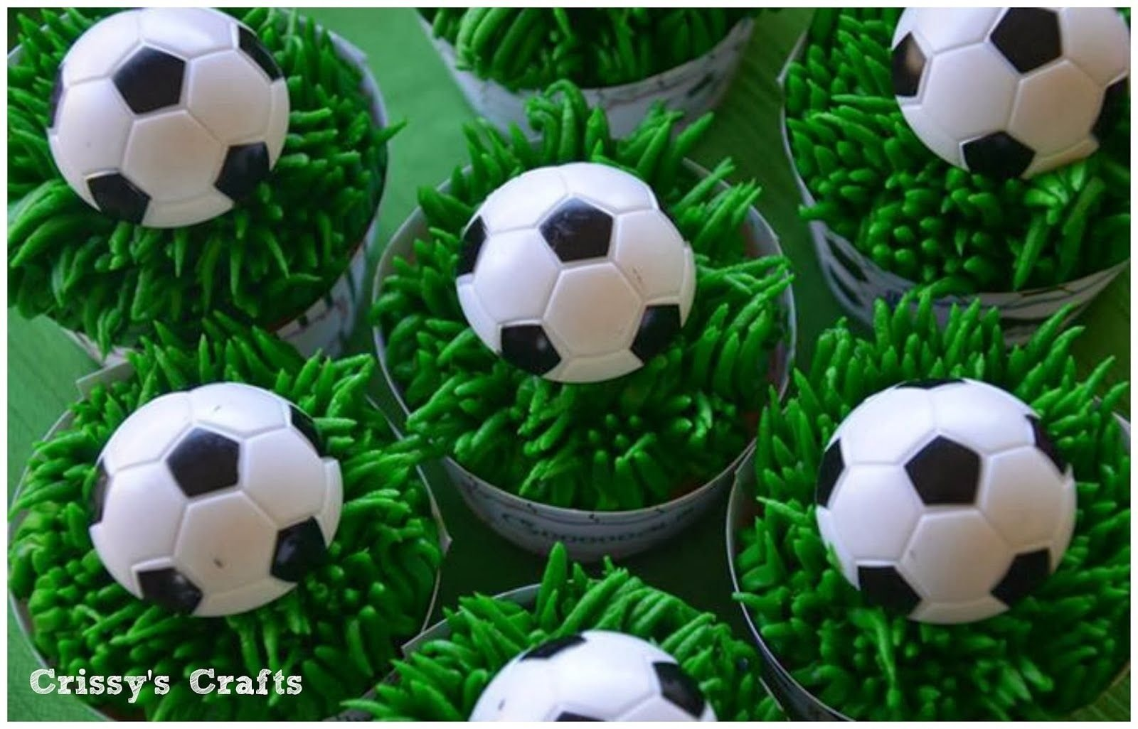 crissy's crafts: end of the season soccer party | soccer party