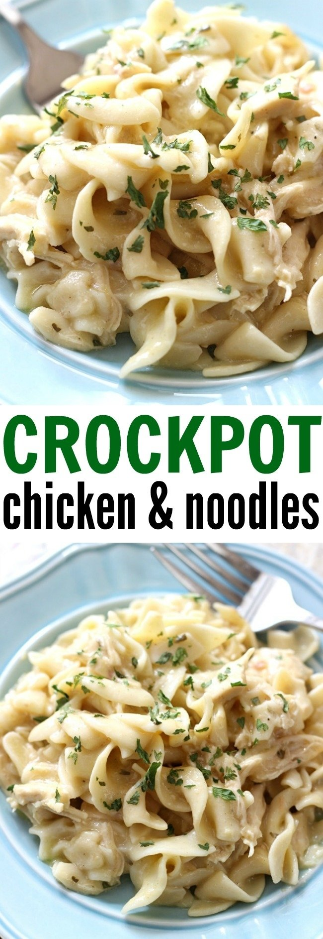 10 Fantastic Crock Pot Ideas For Chicken crockpot chicken and noodles belle of the kitchen 2020