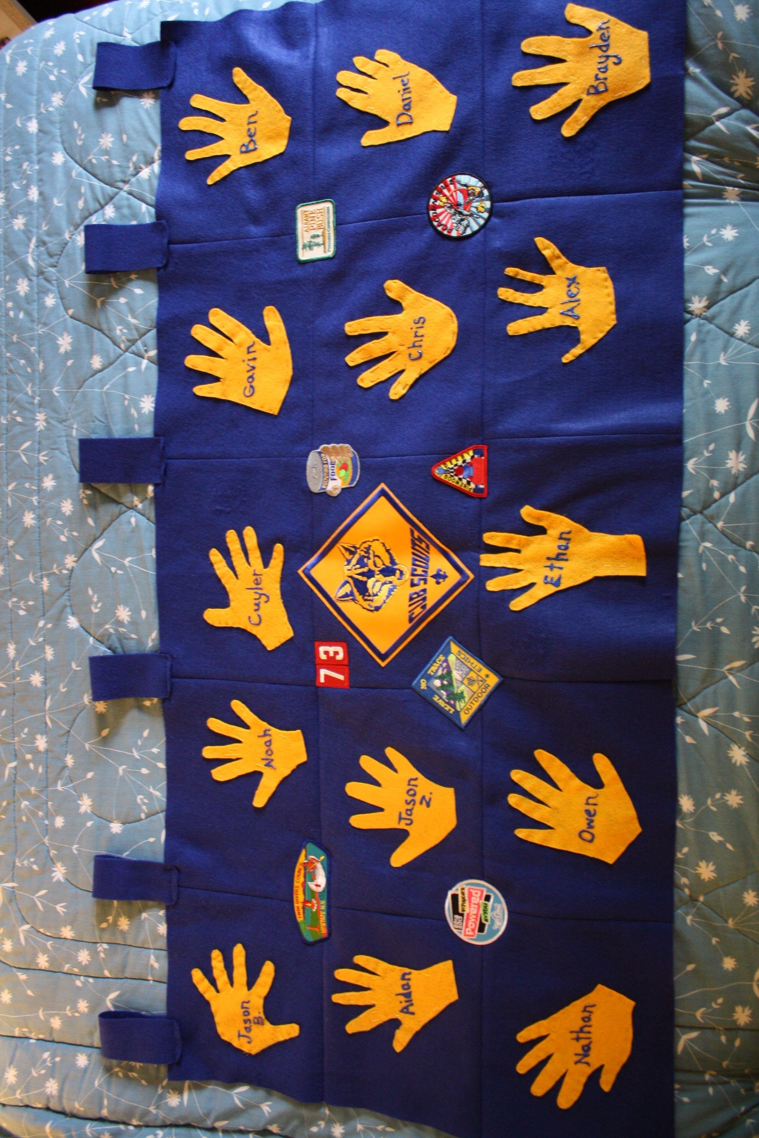 10 Pretty Cub Scout Den Flag Ideas cub scout den flags ideas cub scouts pinterest flags 2021