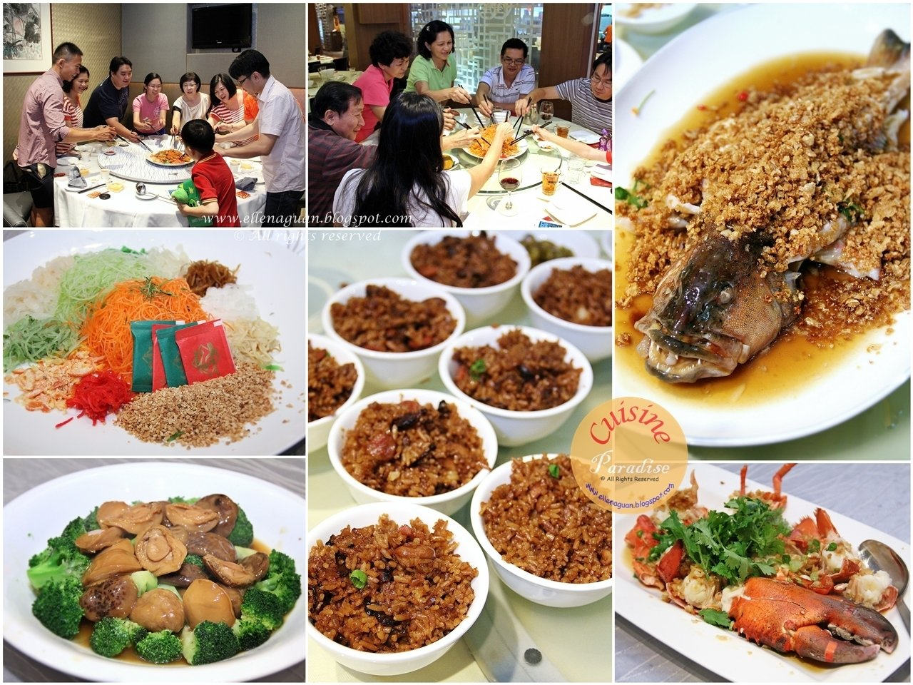 10 Lovely Chinese New Year Food Ideas cuisine paradise eat shop and travel our 2013 lunar new year