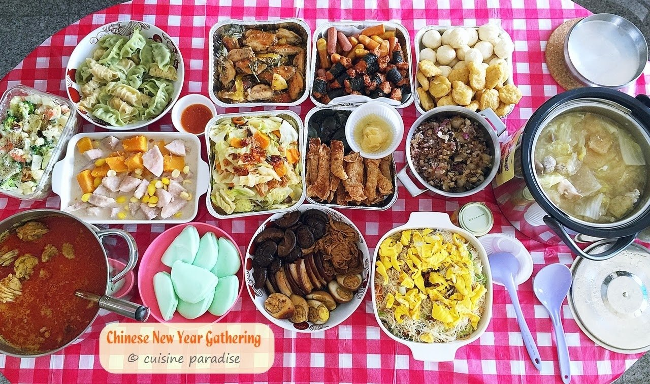 10 Lovely Chinese New Year Food Ideas cuisine paradise singapore food blog recipes reviews and travel 5