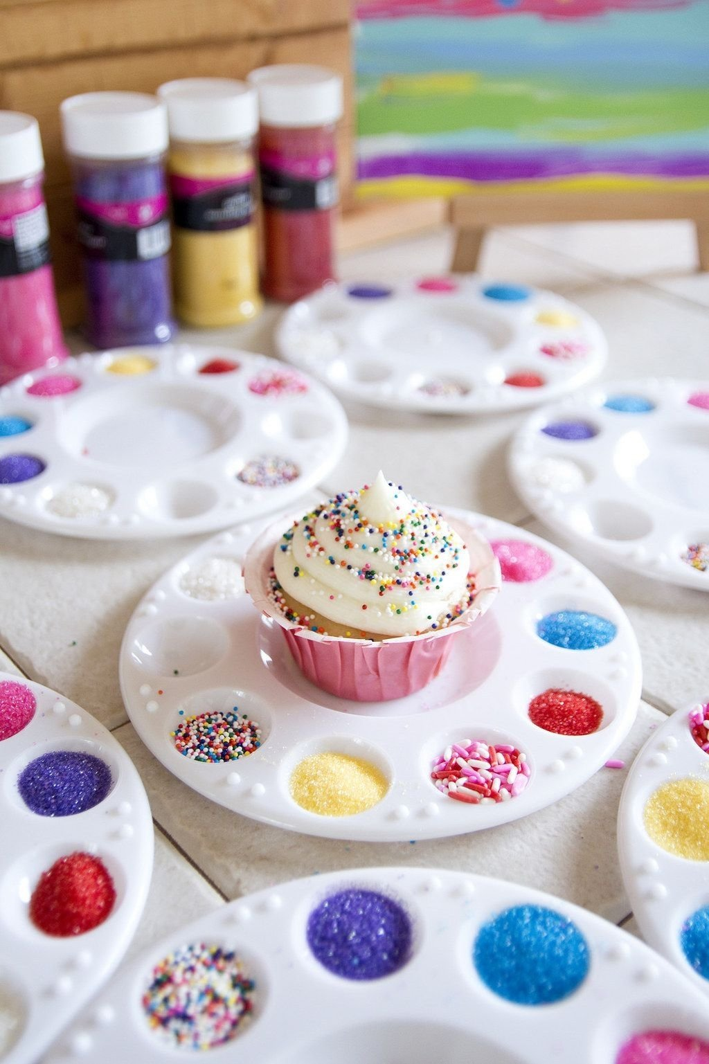 10 Wonderful Birthday Party Ideas For Little Girls cupcake decorating sparkle pony girls dream and pony 2 2020
