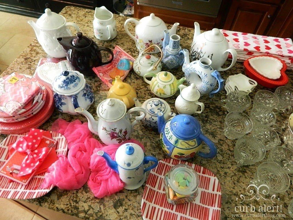 10 Spectacular Little Girls Tea Party Ideas curb alert tea party ideas for little girls 2 2021