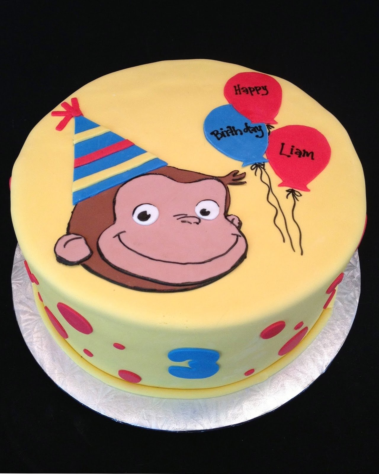 10 Famous Curious George Birthday Cake Ideas curious george birthday cake 2021