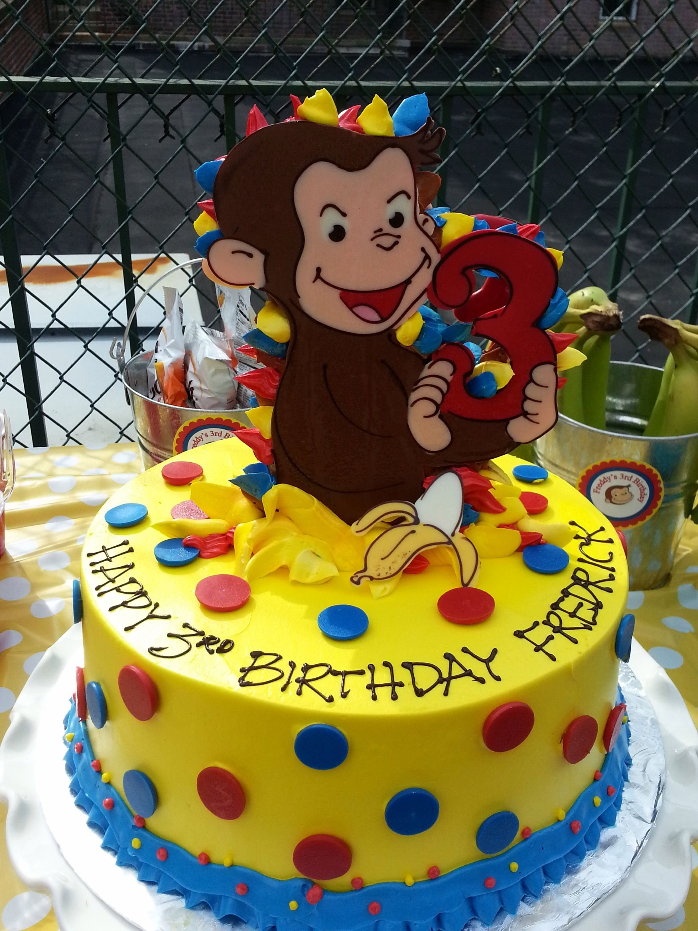 10 Famous Curious George Birthday Cake Ideas curious george birthday cakeriviera bakehouse birthdays 2021