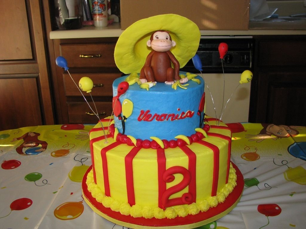 curious george cake - google search | baking | pinterest | curious