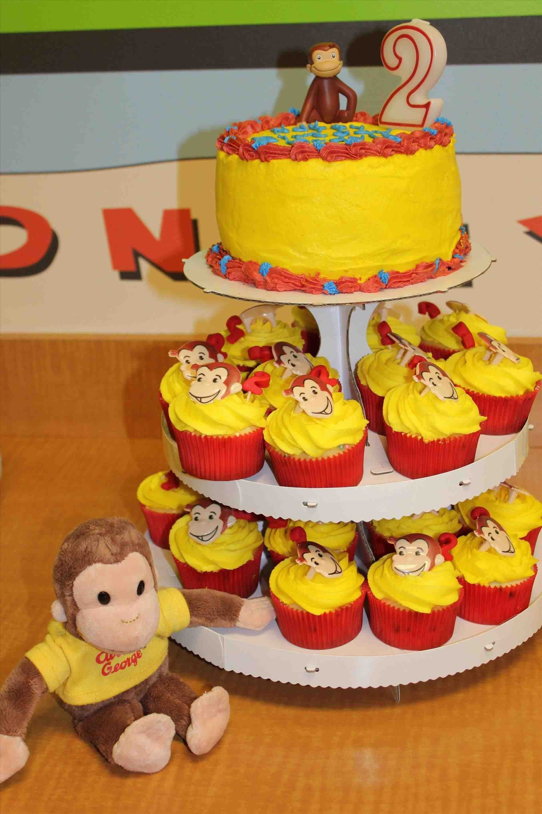 10 Famous Curious George Birthday Cake Ideas curious george cake template showbizprofile 2021