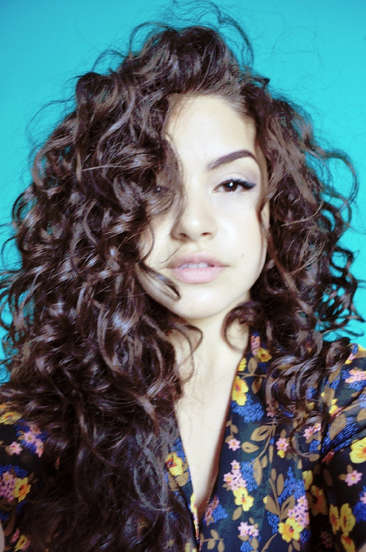 10 Beautiful Hair Highlight Ideas For Dark Brown Hair curly dark brown hair with highlight highlights for ideas hairstyles 2021