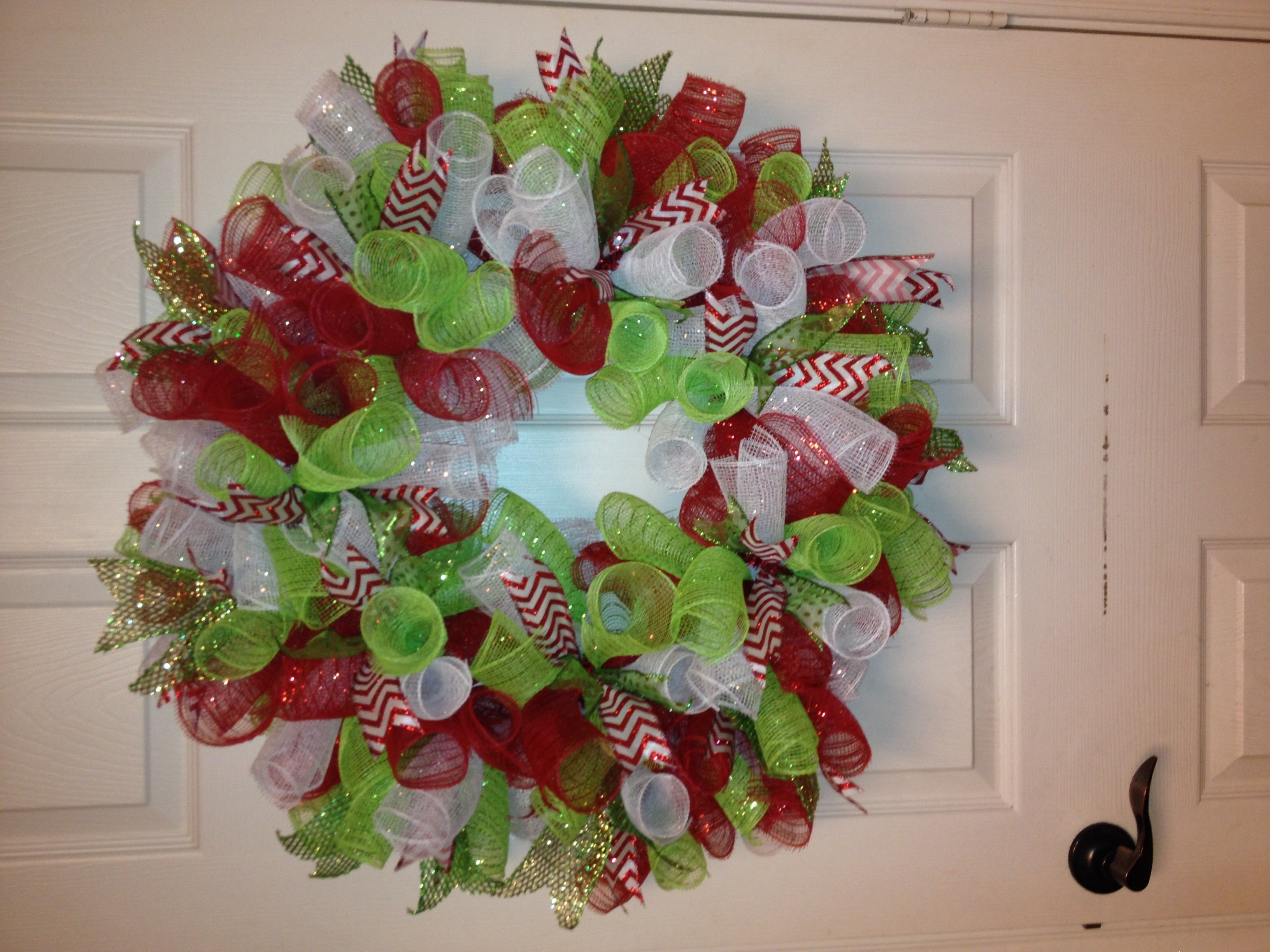 curly mesh wreath | christmas | pinterest | wreaths, curly and