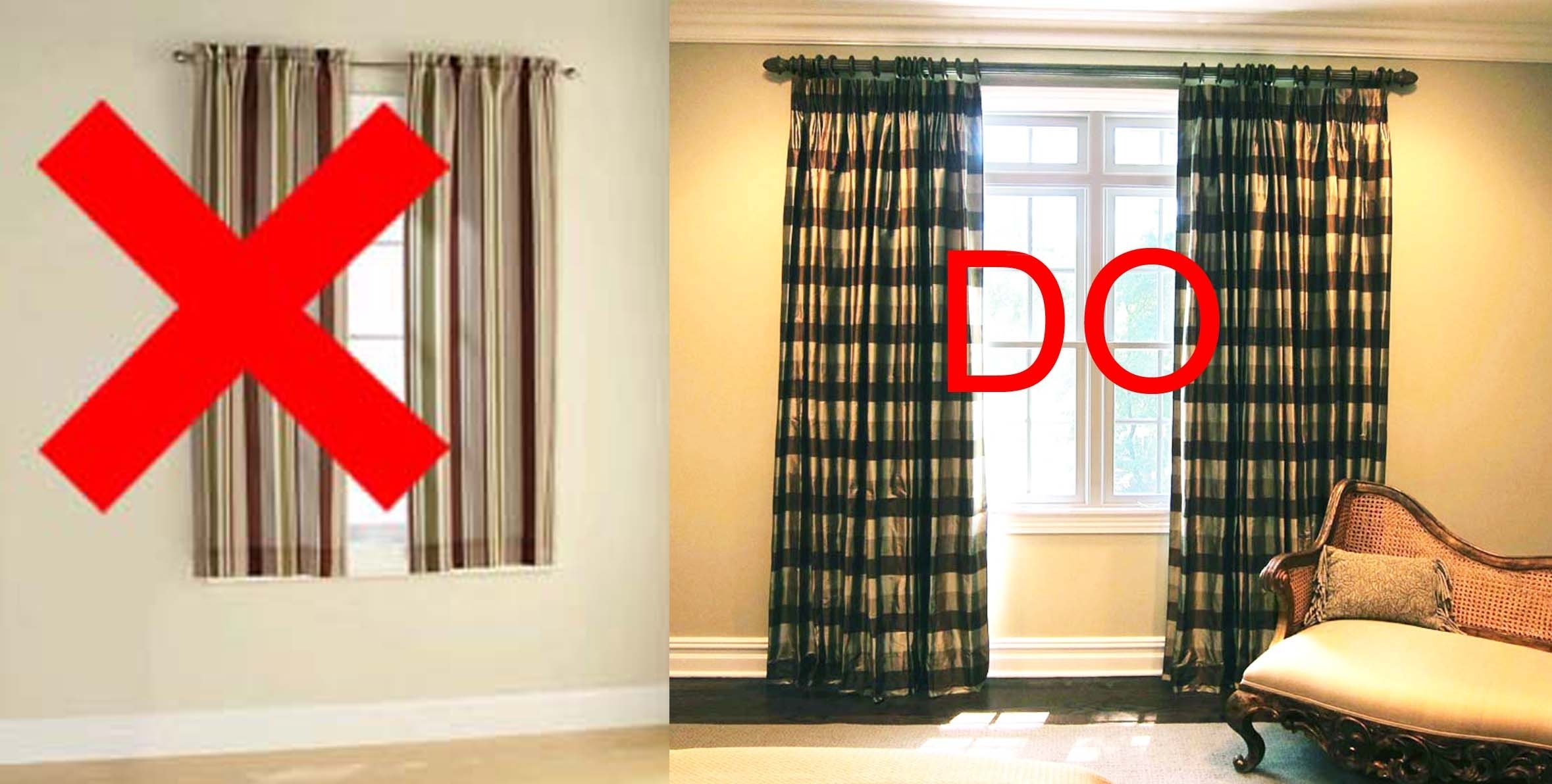 10 Spectacular Curtain Ideas For Small Windows curtains small window ideas also for windows in bedroom pictures