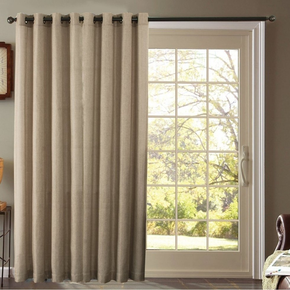 10 Attractive Curtains For Sliding Glass Doors Ideas curtains window treatments for sliding glass doors ideas tips 2020