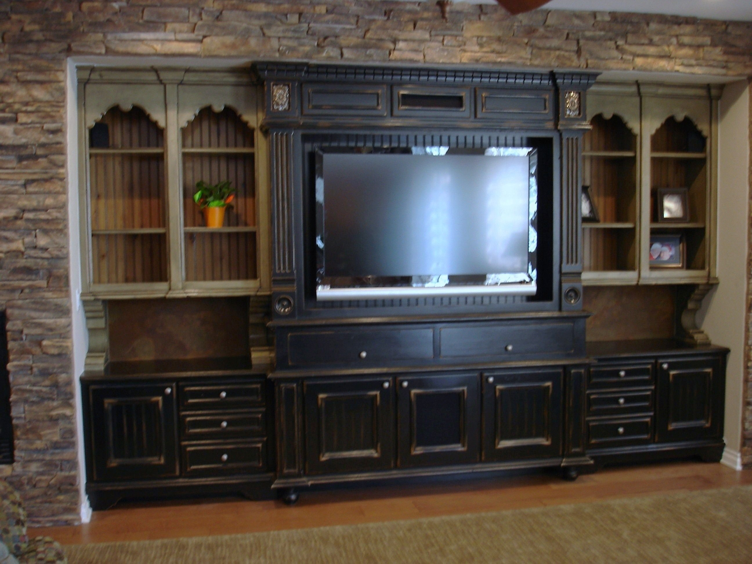 10 Awesome Built In Entertainment Center Ideas custom built entertainment center www mattgausdesigns home