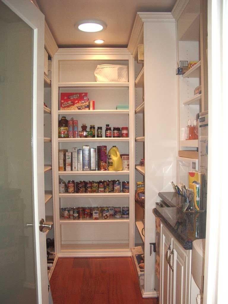 10 Cute Walk In Pantry Design Ideas custom unique inc closets love this pantry amberley pinterest 2021