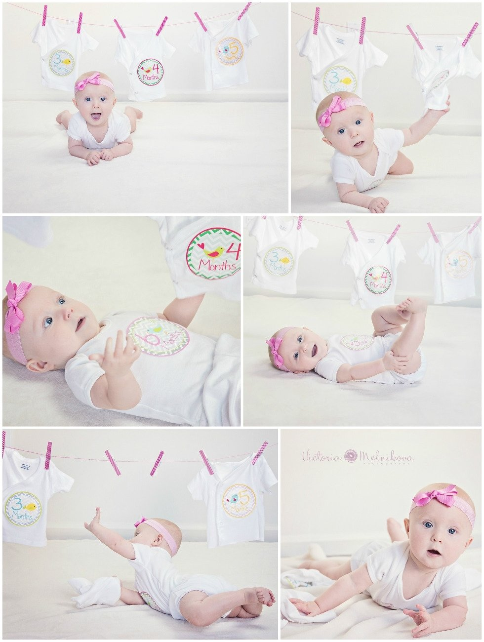 10 Fabulous 6 Month Baby Picture Ideas cute 6 month baby activity photo ideas collections photo and