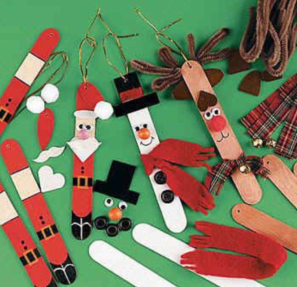 10 Attractive Easy Christmas Craft Ideas For Kids cute and easy christmas crafts site about children holidays and 3 2021