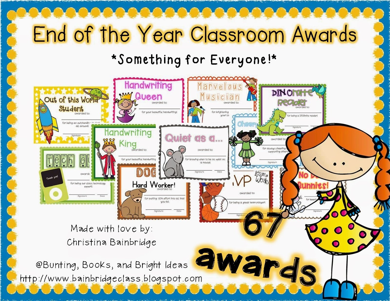 cute award ideas end of the year awards page 01 practical so