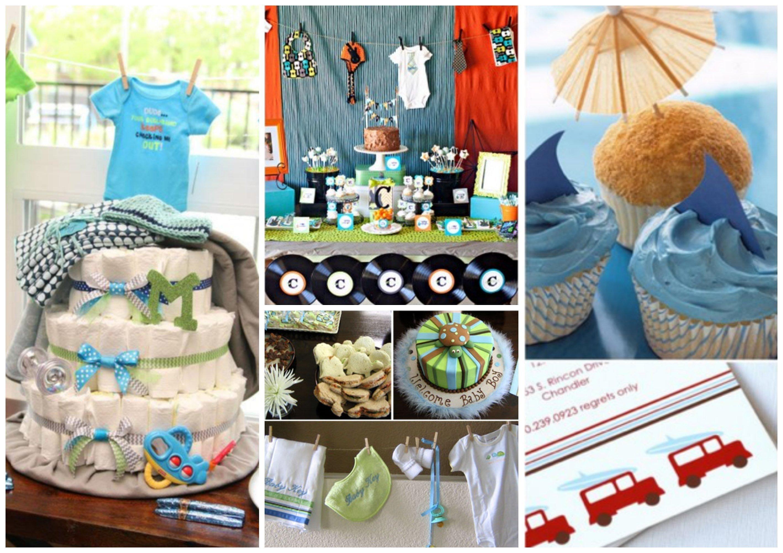 10 Unique Cute Baby Shower Ideas For A Boy cute baby boy shower favors e280a2 baby showers design 2021
