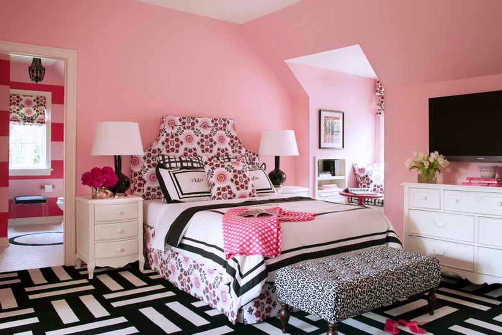 10 Lovable Cute Bedroom Ideas For Girls cute bedroom ideas for teenage girl design womenmisbehavin 2 2020