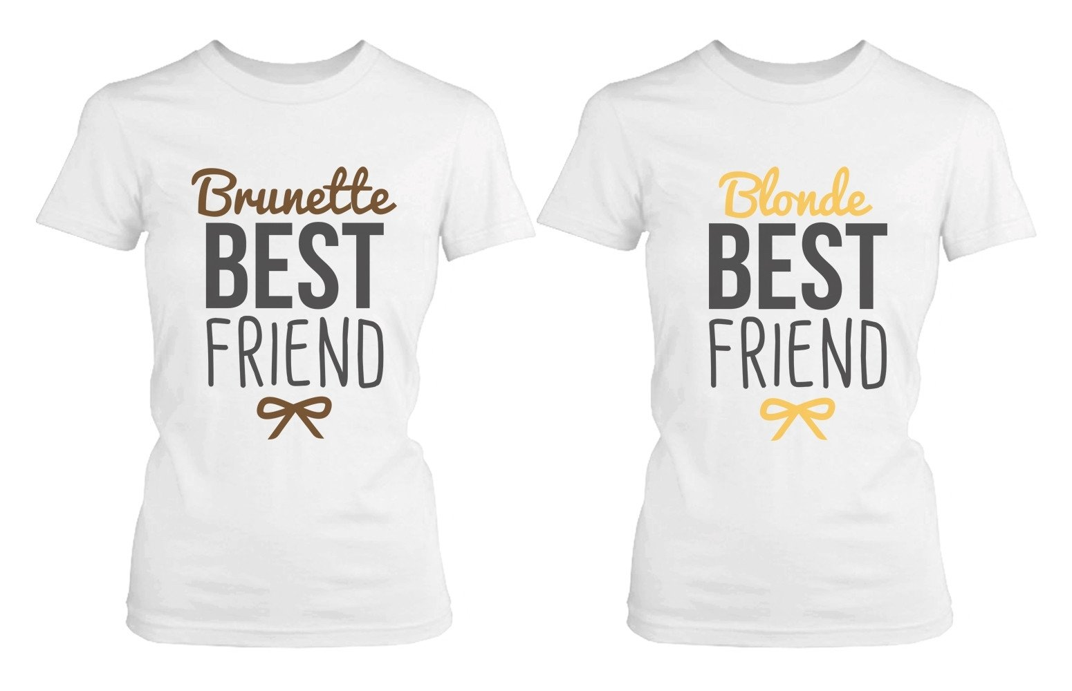 10 Gorgeous Best Friend T Shirt Ideas cute best friend gift ideas fun best friend shirts unique bff