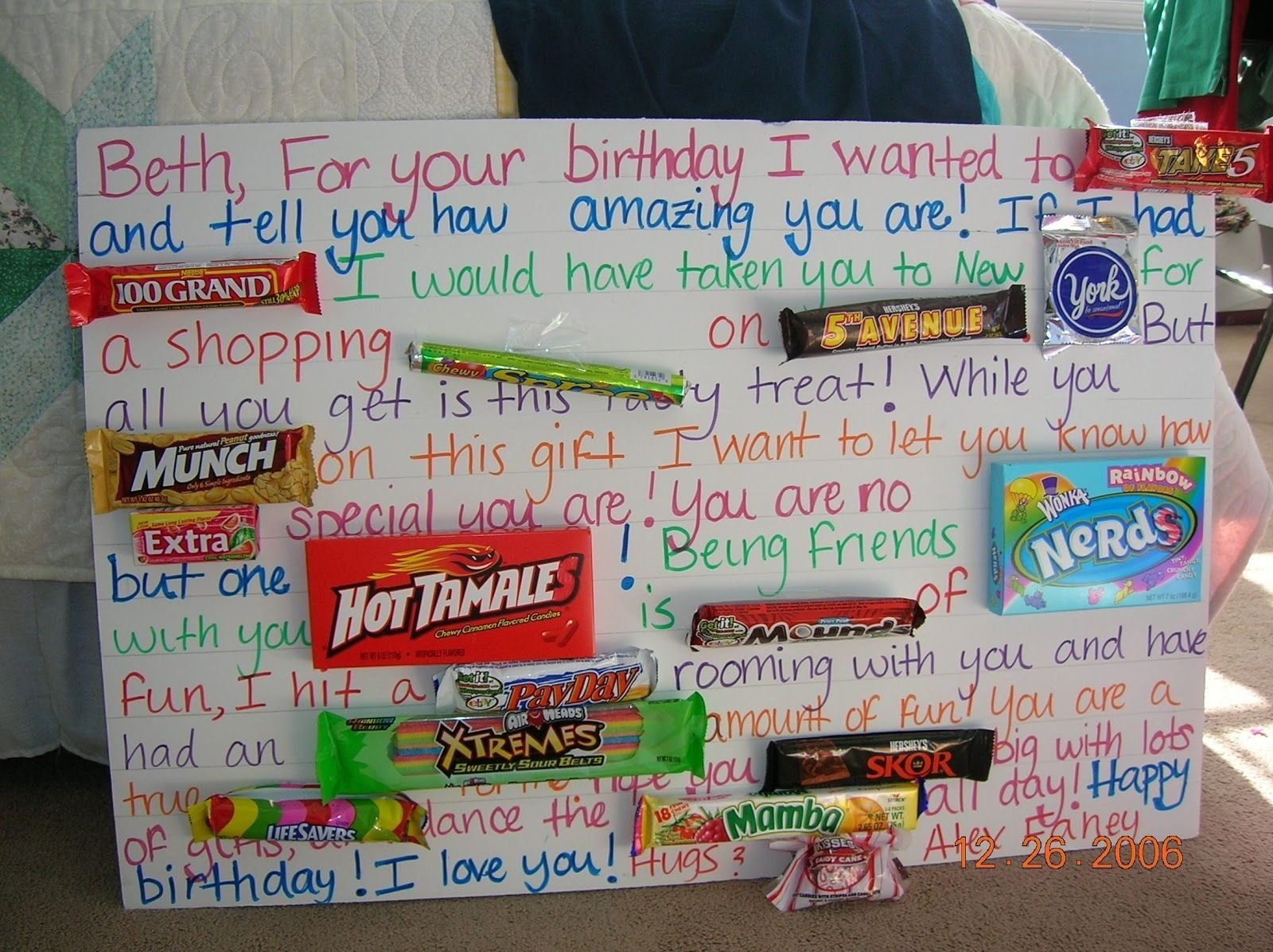 10 Awesome Cute Birthday Gift Ideas For Girlfriend
