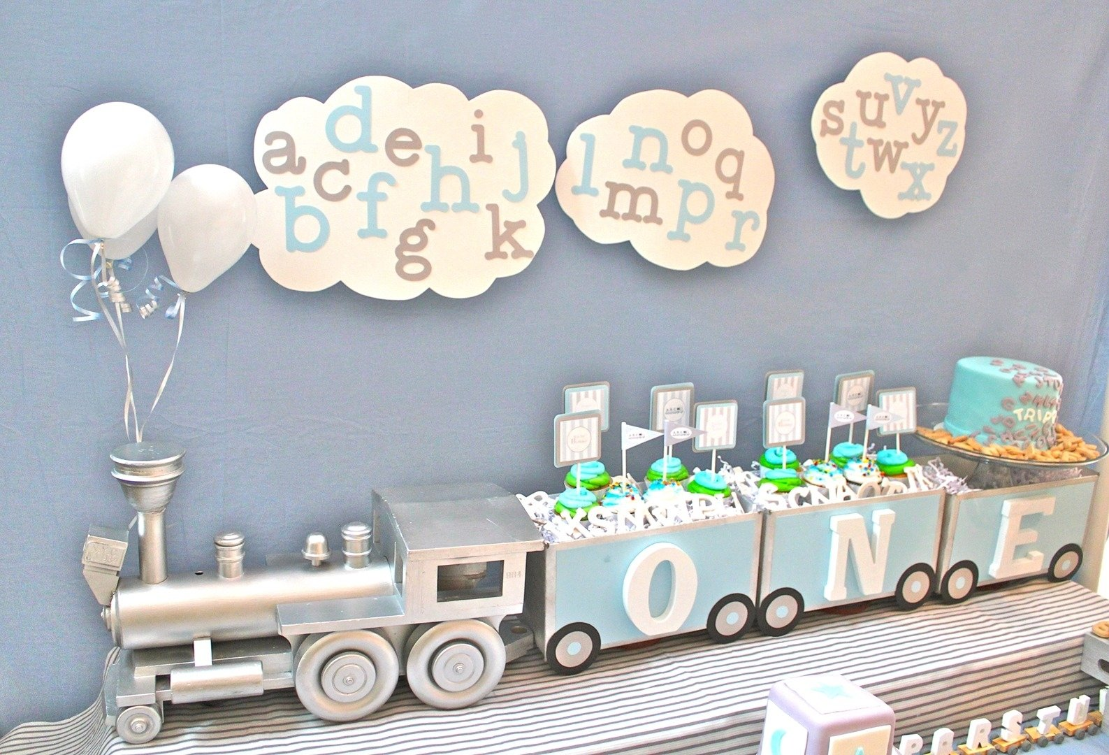 10 Fabulous First Birthday Party Ideas For Boys cute boy 1st birthday party themes 17 2020