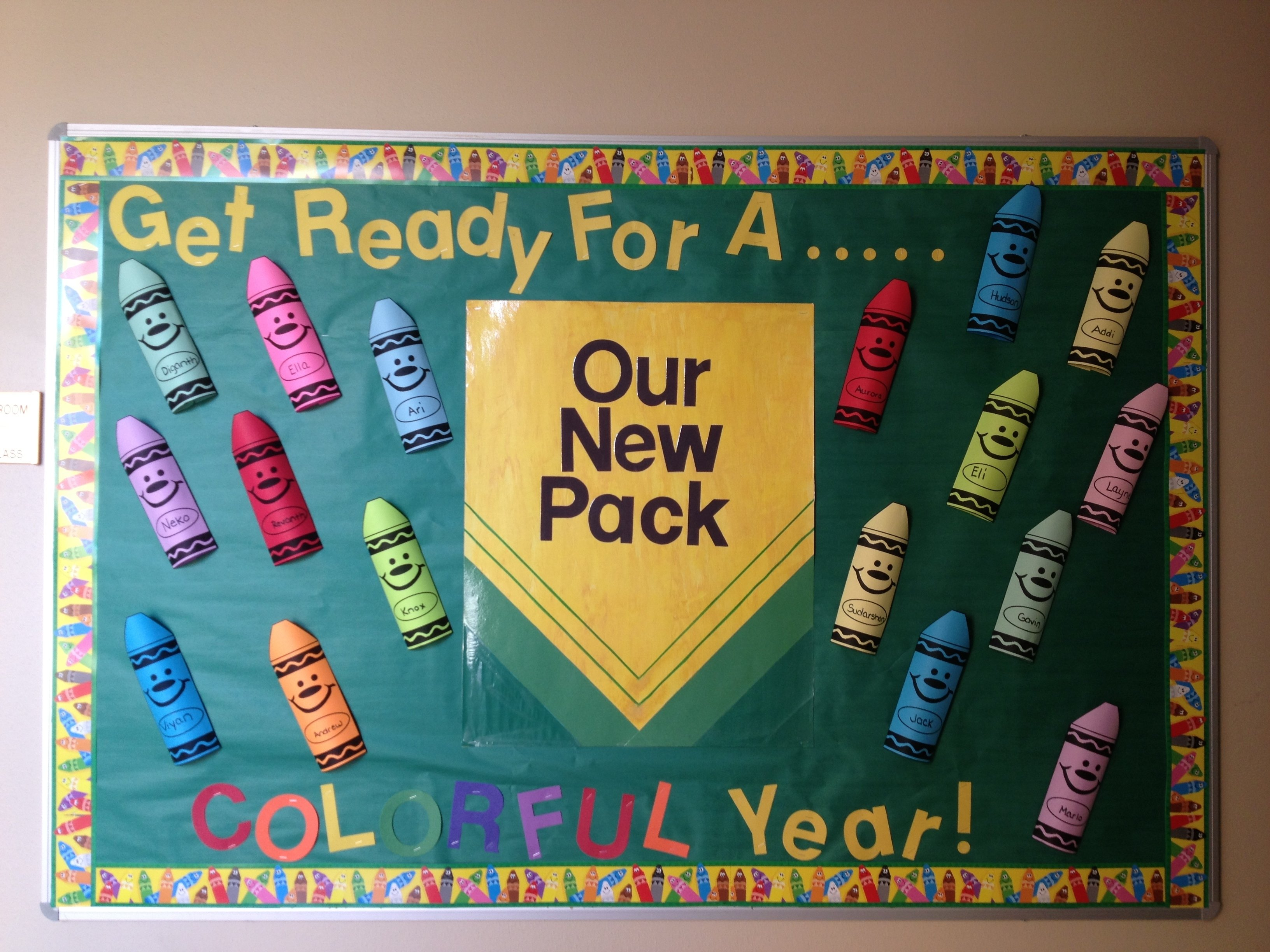 10 Ideal Beginning Of Year Bulletin Board Ideas cute bulletin board idea for beginning of the school year awesome 1 2020