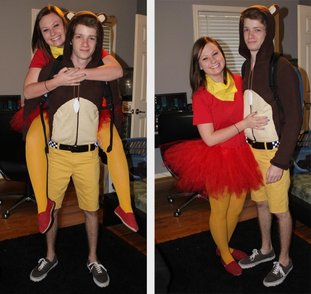 10 Great Cute Halloween Costume Ideas For Couples cute college girl halloween costume ideas 35 couples  sc 1 st  Unique Ideas 2018 & 10 Great Cute Halloween Costume Ideas For Couples