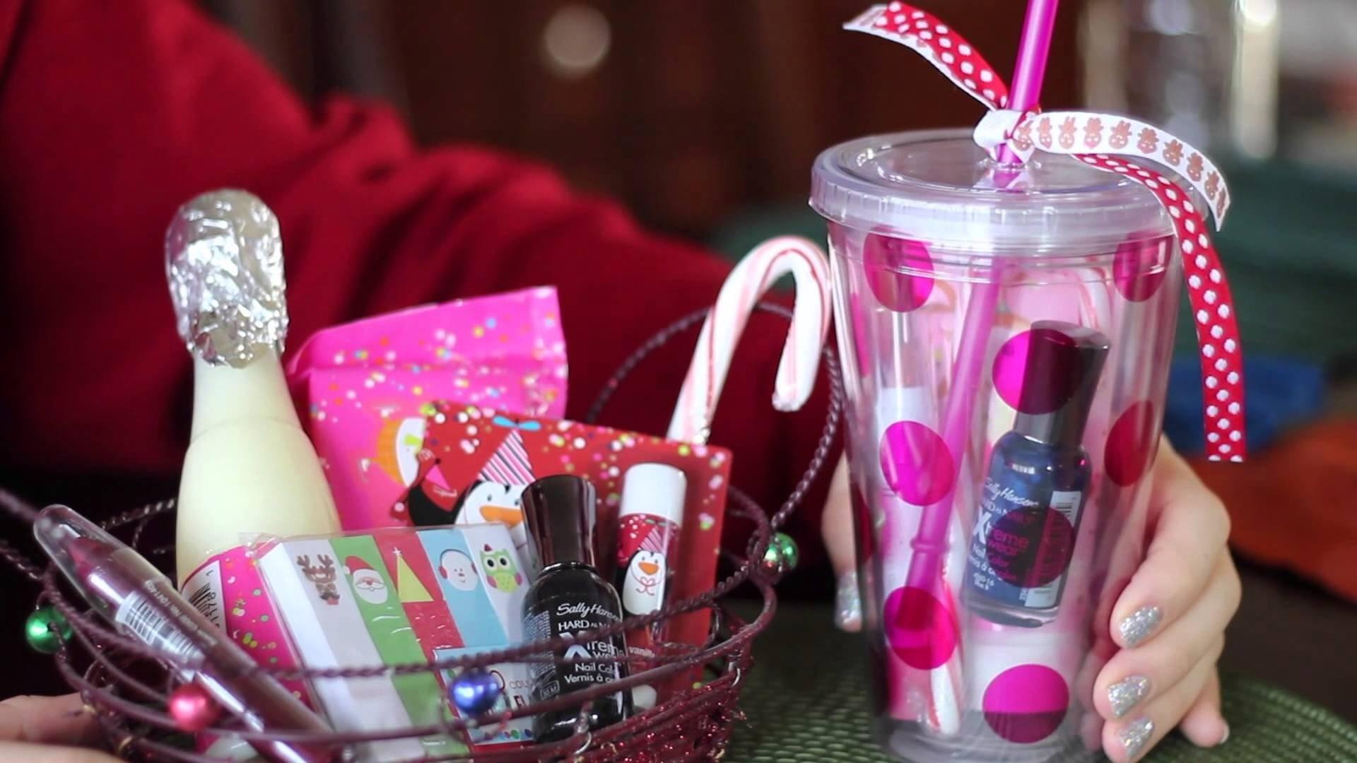 10 Fashionable Cute Christmas Gift Ideas For Friends cute diy gift ideas cheap easy and fun youtube 2021