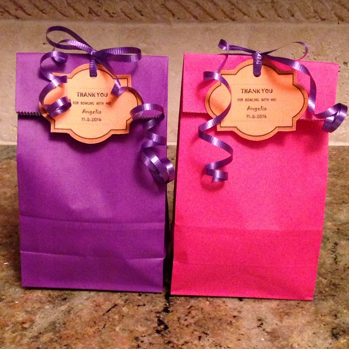 10 Perfect Birthday Party Ideas For 9 Year Old Girls cute easy affordable treat bags for 10 year old girls parties 3 2020