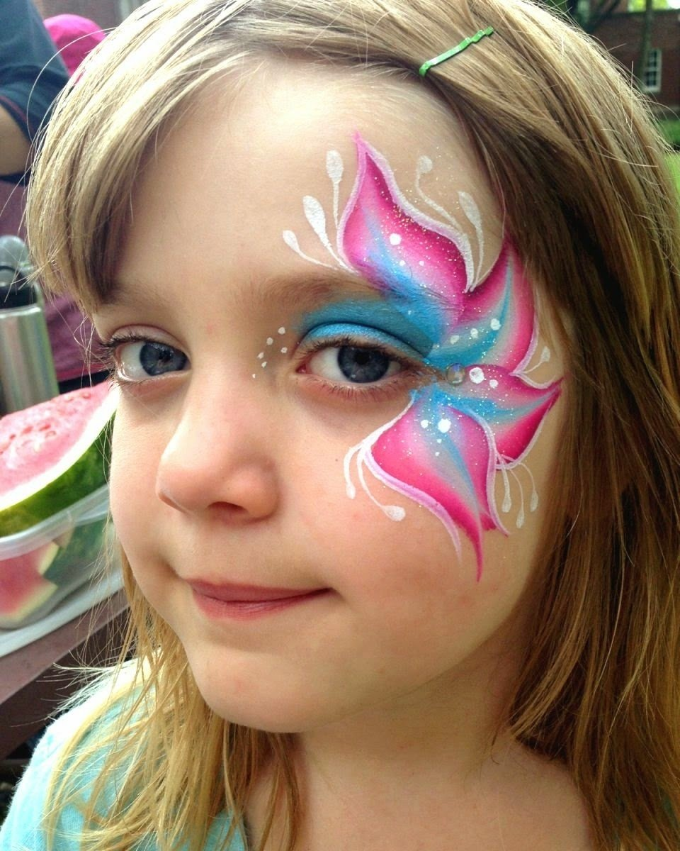 10 Lovely Face Paint Ideas For Girls cute face painting ideas for girls bank farm leisure 2020