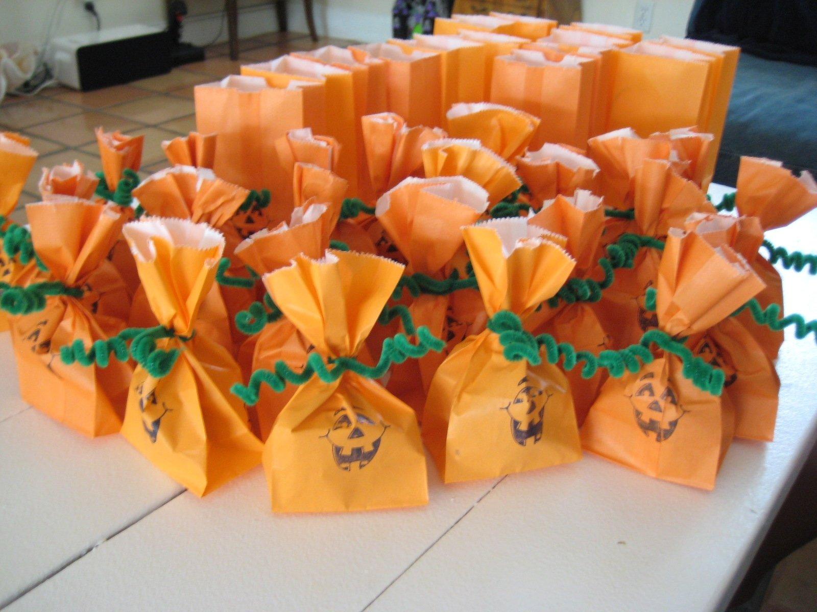 cute food for kids?: 27 diy creative treat bag/ party favor ideas