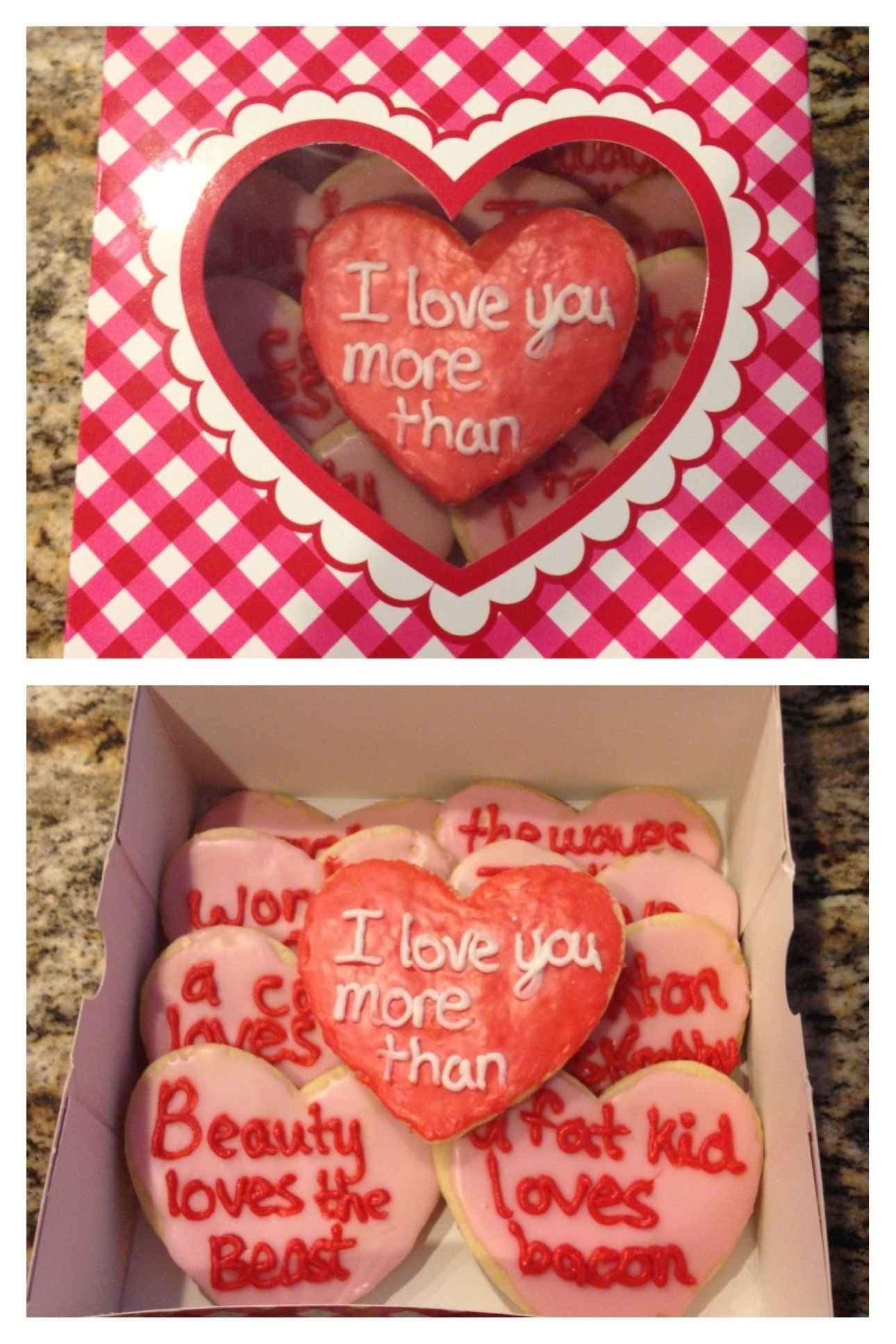 10 Trendy Cute Valentines Day Ideas For Husband cute for a boyfriend or husband on valentines day projects to 2020