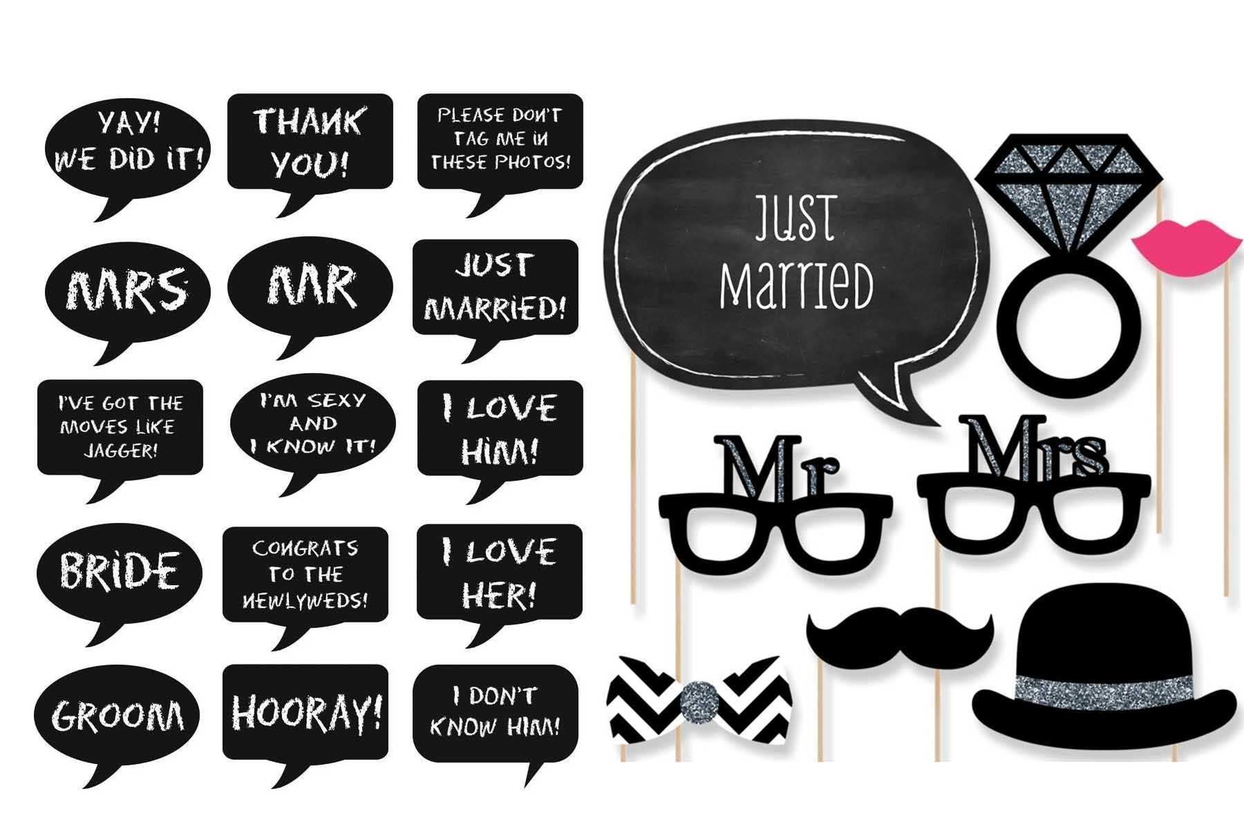 cute fun wedding reception ideas photo booth collections   photo and