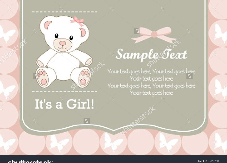 10 Most Popular Cute Baby Shower Invitation Ideas cute girl baby shower invitations literarywondrous ideas sweet 2020