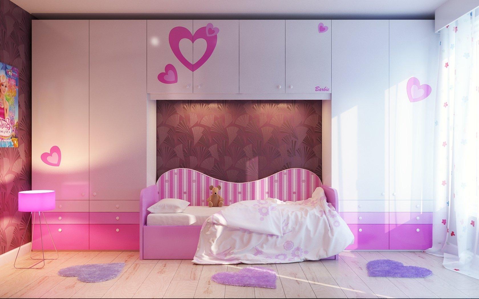 10 Lovable Cute Bedroom Ideas For Girls cute girls bedroom decorating ideas decobizz 2020