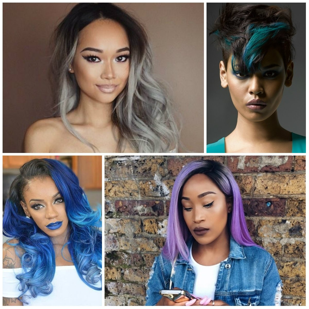 10 most popular hair color ideas for black women