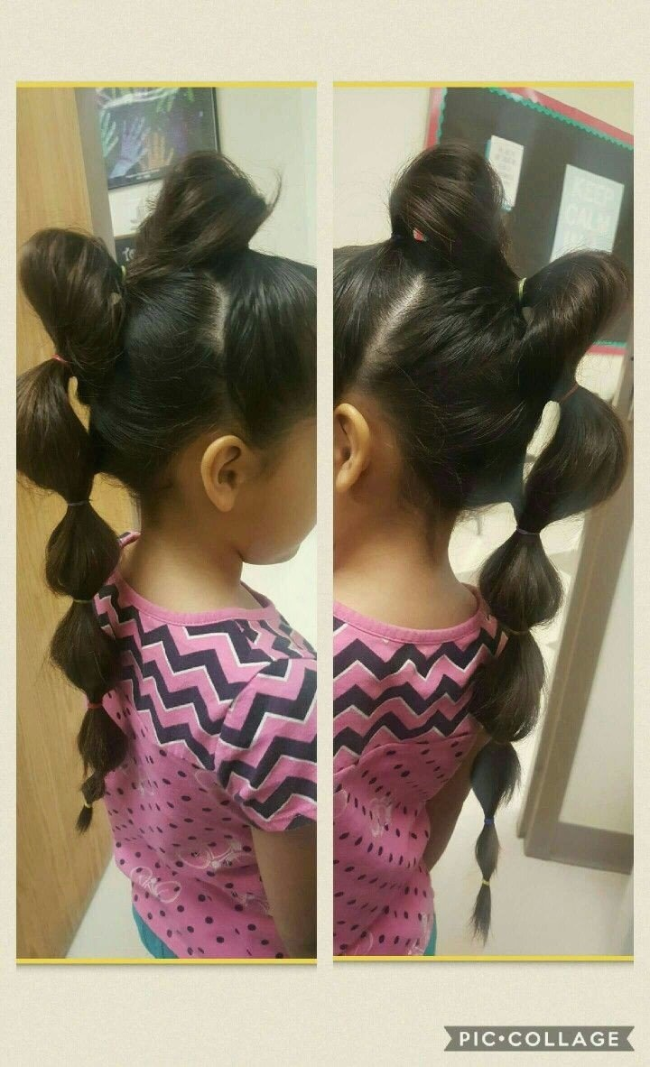 10 Perfect Easy Crazy Hair Day Ideas cute hairstyles cute hairstyles for crazy hair day cute hairstyles 1 2020