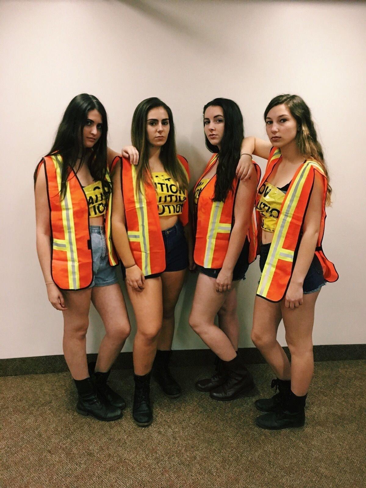 10 Pretty Costume Ideas For College Girls cute halloween costume for college girls halloween pinterest 3 2020