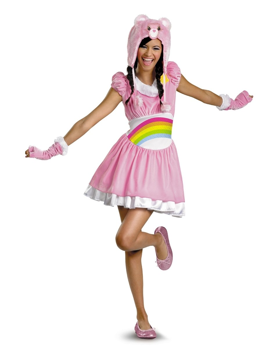 10 Beautiful Cute Girl Halloween Costume Ideas cute halloween costumes for teen girls pink care bear  sc 1 st  Unique Ideas 2018 & 10 Beautiful Cute Girl Halloween Costume Ideas