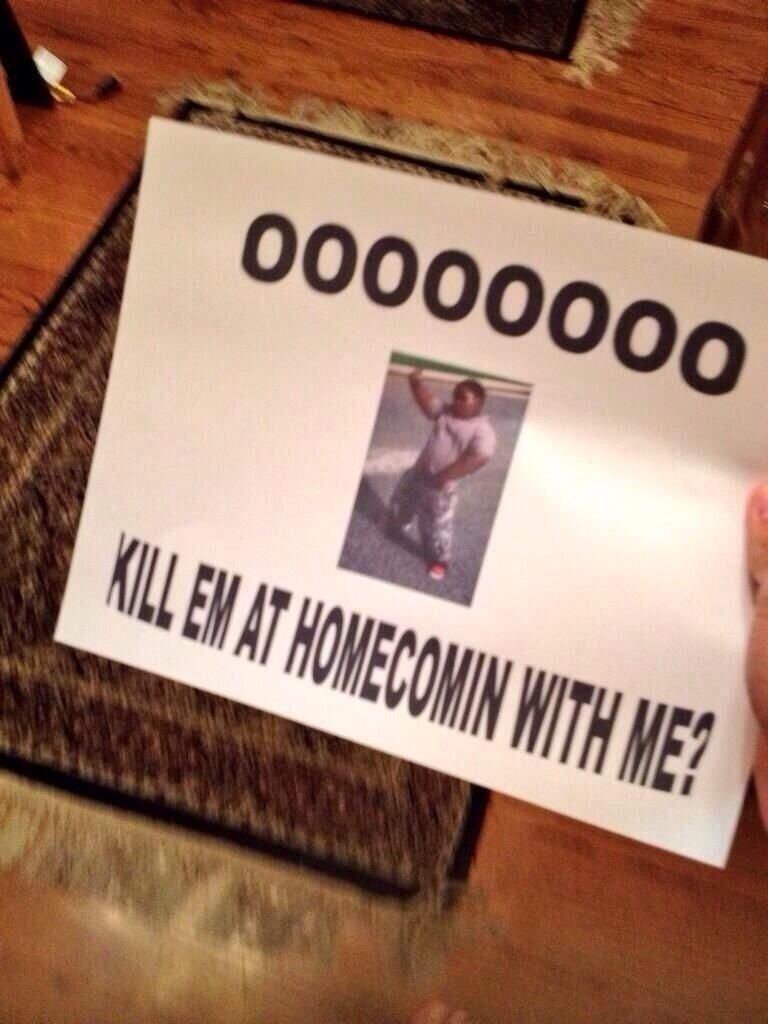 10 Lovely Ideas To Ask A Guy To Prom cute homecoming idea yeah pinterest homecoming ideas 2020