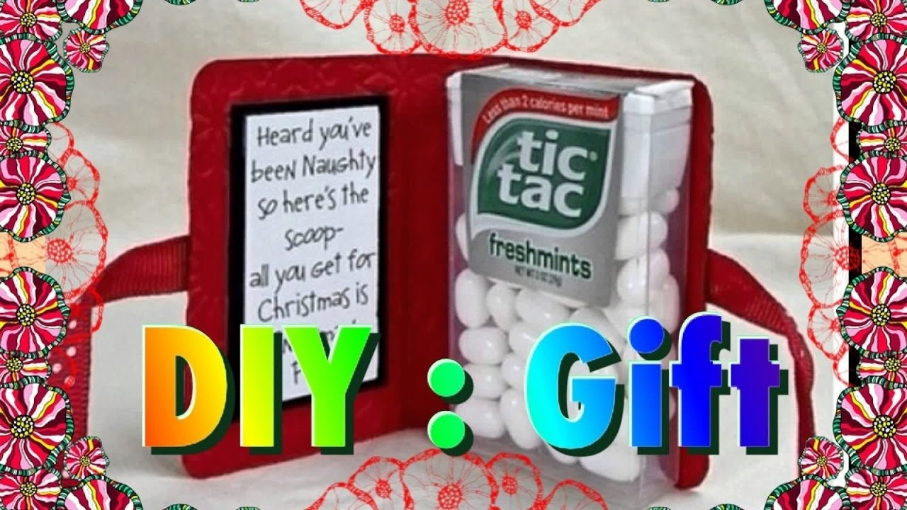 10 Beautiful Homemade Christmas Gift Ideas For Friends cute homemade christmas gift ideas for him birthday boy presents 1 2020