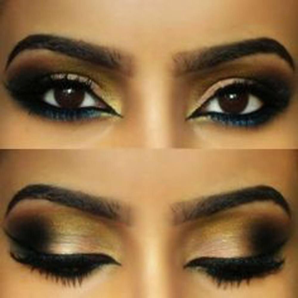 10 Lovable Makeup Ideas For Dark Brown Eyes cute makeup ideas for dark brown eyes makeup idea 2021