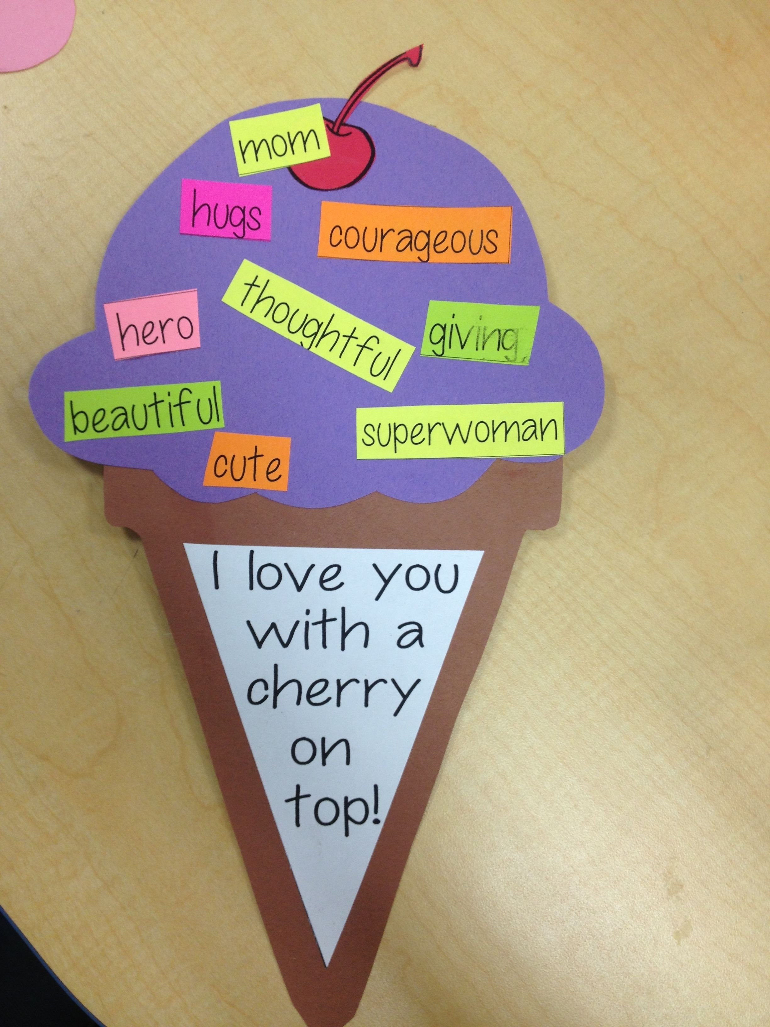 10 Awesome Cute Mothers Day Craft Ideas cute mothers day craft pin success pinterest craft school