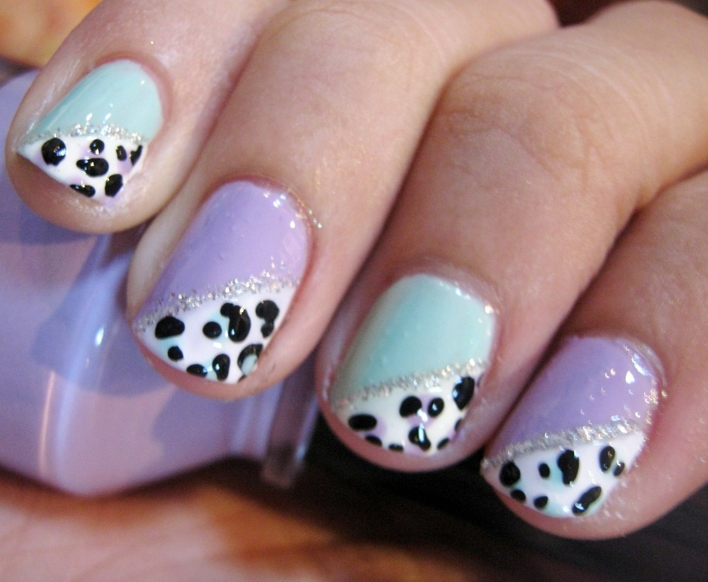 10 Attractive Easy Nail Ideas For Short Nails cute nail polish ideas for short nails how you can do it at home 2021