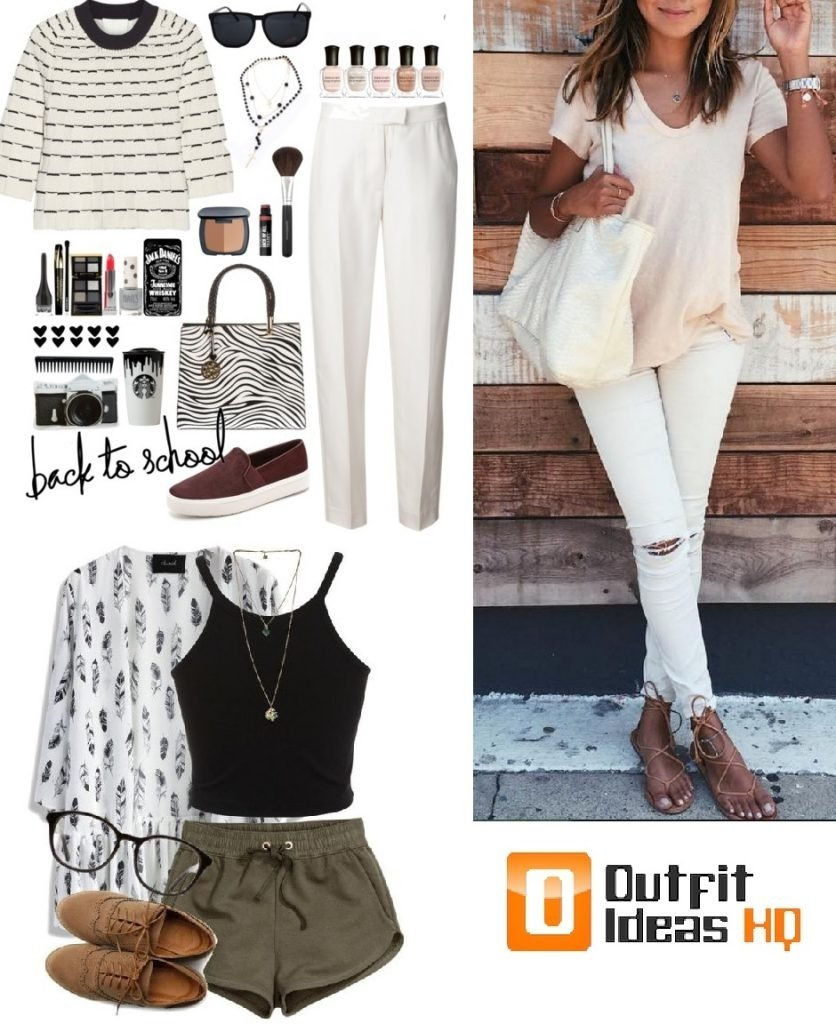 10 Lovable Cute Outfits Ideas For School cute outfits for school 20 best for an easy and fashionable look 2020