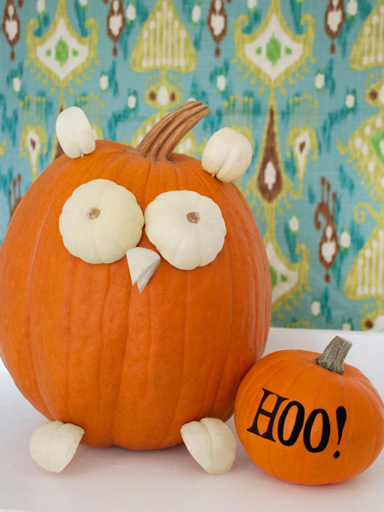 10 Fashionable Creative Pumpkin Ideas No Carving %name 2020