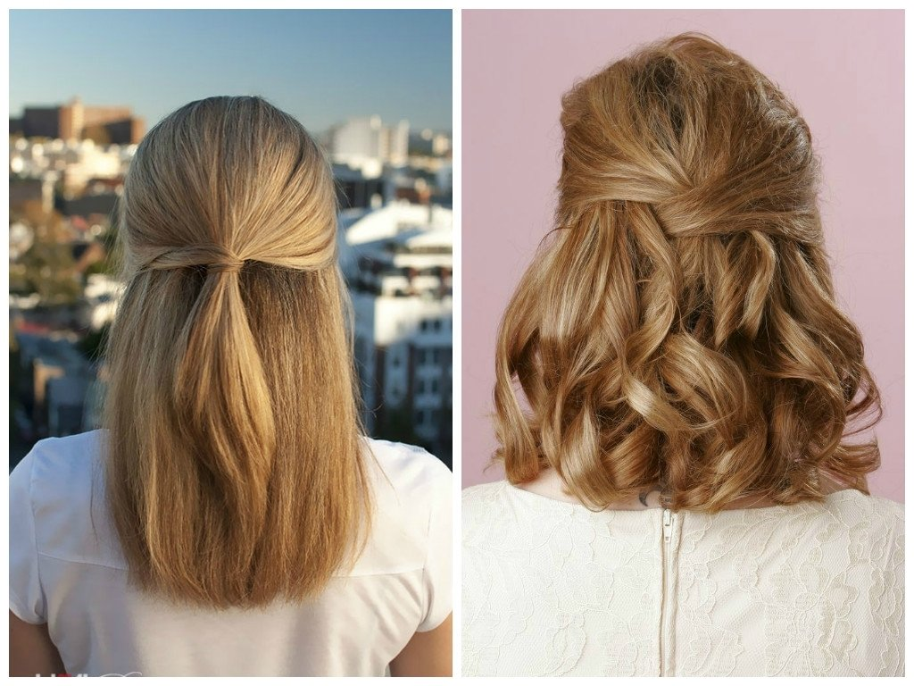 10 Spectacular Hair Ideas For Medium Length Hair cute pin up hairstyles for medium length hair hairstyle for women 2020